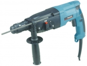 Перфоратор MAKITA HR2450FT (780Вт,SDS-Plus,2.7Дж,3 реж,0-1100об/мин,свет,съём.патрон,кейс)