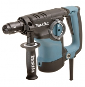 Перфоратор MAKITA HR2811FT (800Вт,SDS-Plus,2.9Дж,3реж,0-1100об/мин,кейс,съём.патрон,свет) **